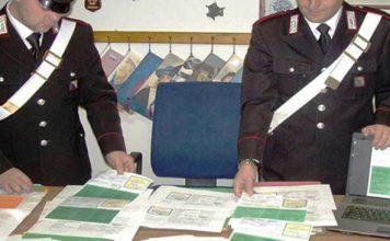 foto Carabinieri assicurazioni