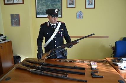 Isernia, ucciso durante una battuta di caccia: i Carabinieri indagano