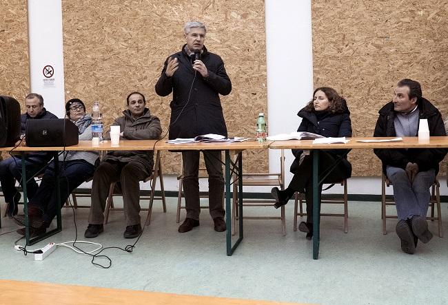 In difesa della Valle del Tammaro e Parco Matese: svolta un'assemblea popolare