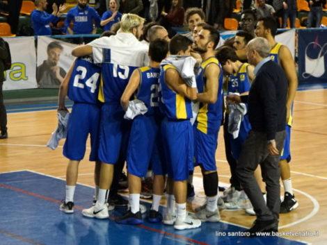 Basket, successo della Dynamic Venafro contro Isernia