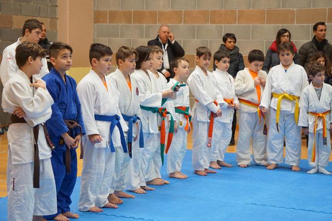 Judo Isernia bambini