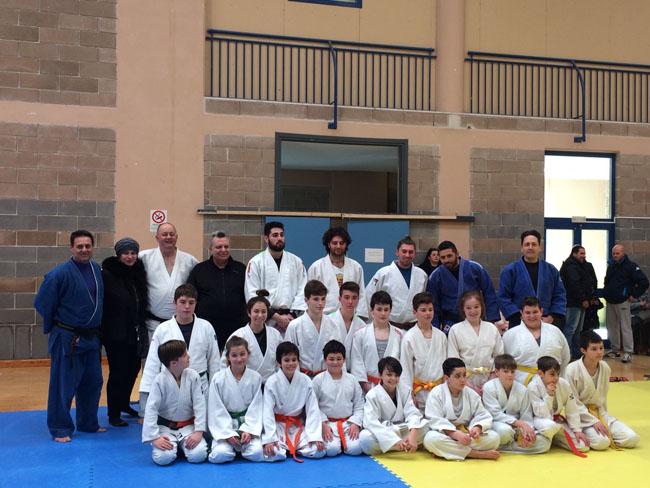 Judo Isernia ragazzi