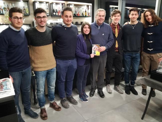 Termoli, Rotary Club: la dott.sa Di Massa presidente 2019-2020