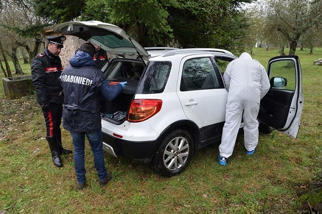 Pozzilli, furto nell'area di servizio Ewa: recuperata auto e refurtiva