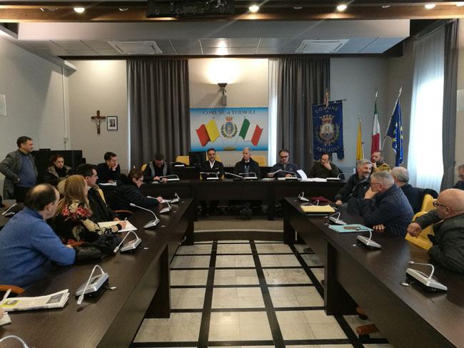Termoli, prima commissione consiliare oggi per i cittadini
