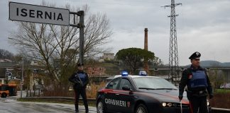 controlli Carabinieri Isernia