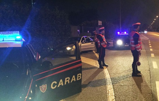 Pietrabbondante, ubriaco alla guida causa incidente: denunciato un anziano