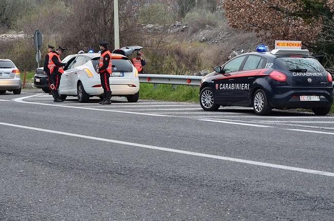 Venafro, alla guida senza patente: denunciato pregiudicato