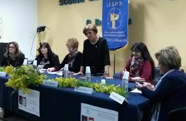 Termoli, incontro Fidapa del 30 gennaio: il resoconto