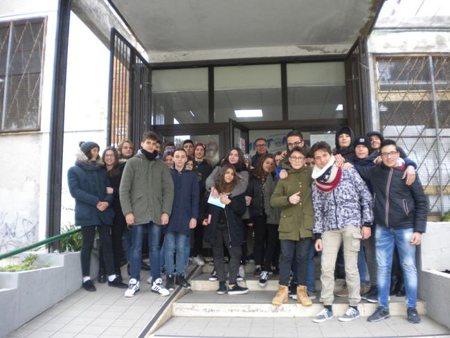 Termoli: visita dei ragazzi dell'Alfano alla riunione della Consulta per le disabilità