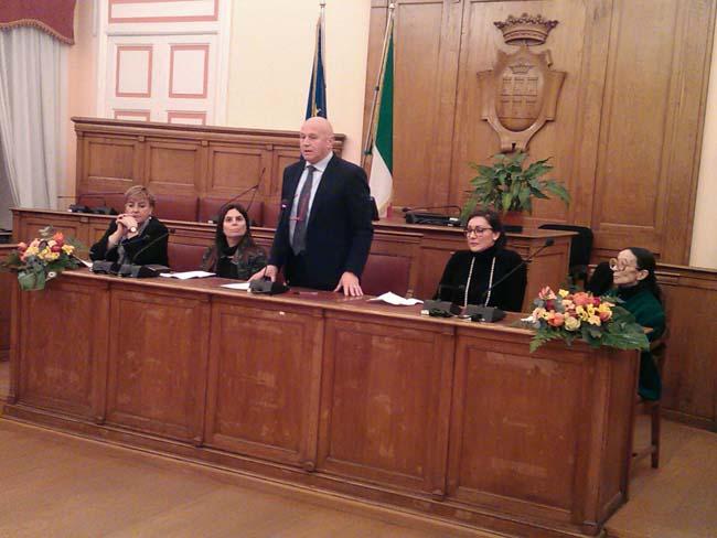 Campobasso: intervento del sindaco Battista su Giorgio Palmieri