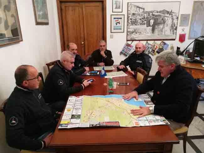 riunione COC Termoli