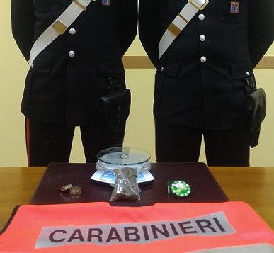 Carpinone, nascondeva marijuana in auto: fermato uno studente