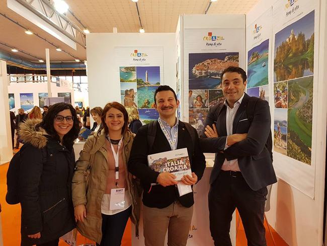 La GSTravel di Termoli alla Borsa Mediterranea del Turismo di Napoli