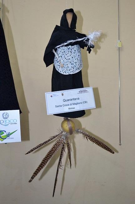 Il Molise partecipa alla Rete Nazionale delle Bambole Quaresima