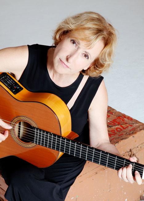 Lucilla Galeazzi Campobasso Masterclass vocalità popolare