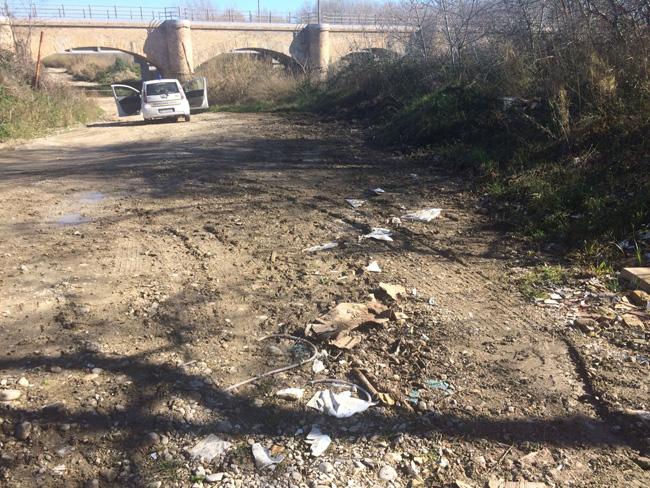 Montenero, bonificate discariche abusive da rifiuti speciali