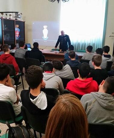 Isernia, appuntamento con la formazione alla Scuola Media Giovanni XXIII°