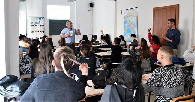 Termoli, 50 studenti aderiscono al percorso sulla biodiversità