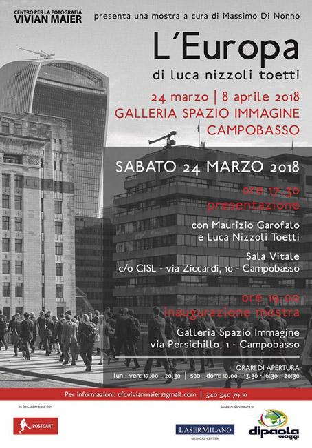 Le fotografie di Luca Nizzoli Toetti in mostra a Campobasso