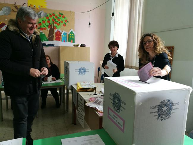 sindaco Termoli voto