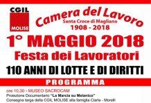 1 maggio 2018 Santa Croce di Magliano