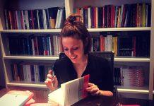 Valentina Farinaccio prentazione libro Campobasso