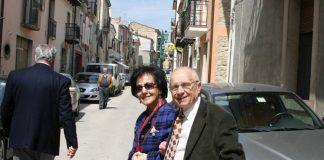 Vincenzo Di Sabato moglie a Guardialfiera