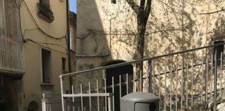 Campobasso differenziata centro storico