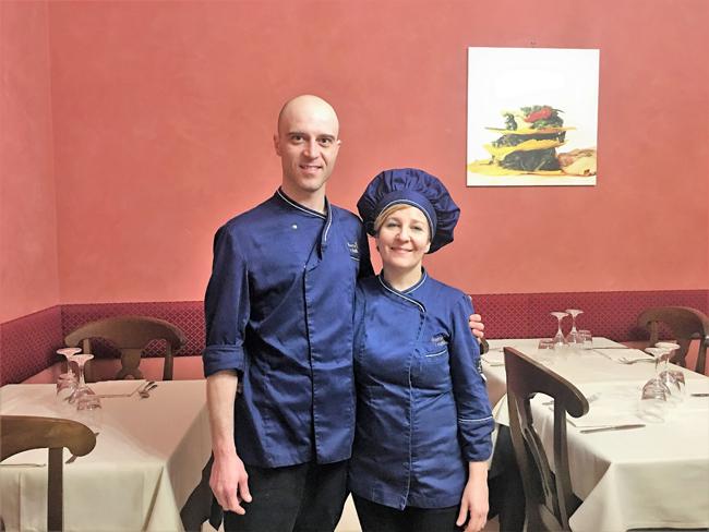 Il ristorante Miseria e Nobiltà selezionato da Gambero Rosso e Ron Zapaca