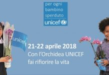 orchidea unicef 2018