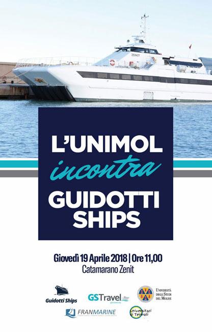 unimol incrontra guidotti ships locandina