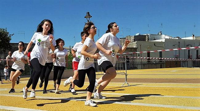 Corsa contro fame: lsernia Campobasso aderiscono