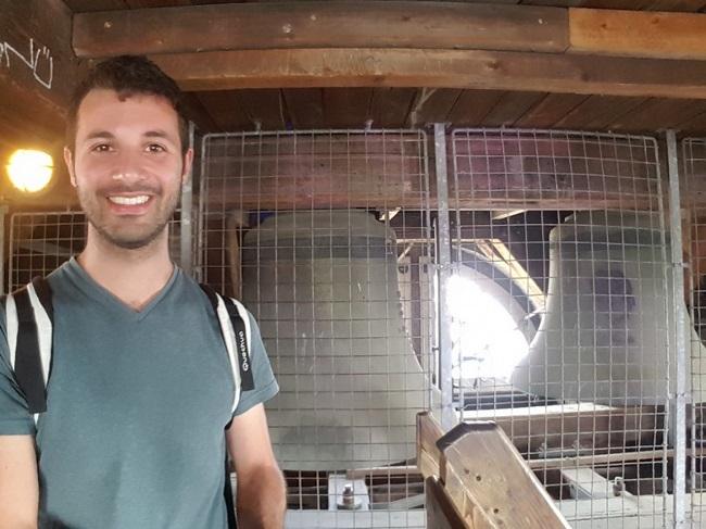 il travel blogger Davide Urso