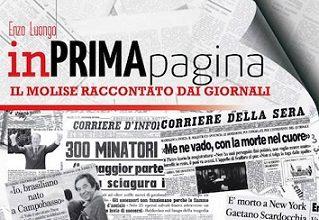 """Mostra """"In prima pagina"""" con i fatti di rilievo sul Molise dai giornali"""