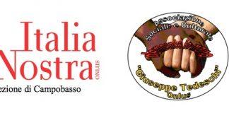 Italia Nostra Molise Associazione Tedeschi loghi