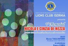 Isernia V Memorial Nicola Cinzia Di Nezza