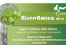 RiservAmica 2018 scoperta Italia selvatica