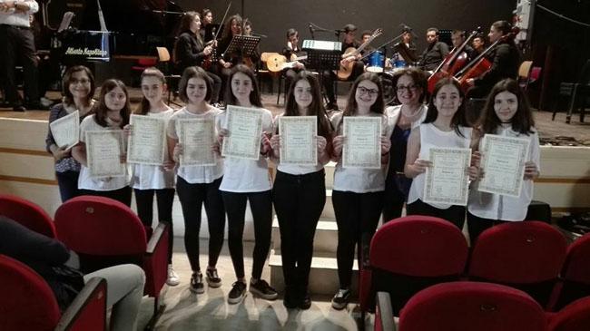"""Concorso """"Città di Airola"""": successo per l'Istituto Sant'Elia Pianisi"""