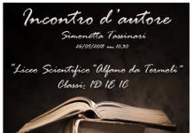 scrittrice Simonetta Tassinari Istituto Alfano Termoli