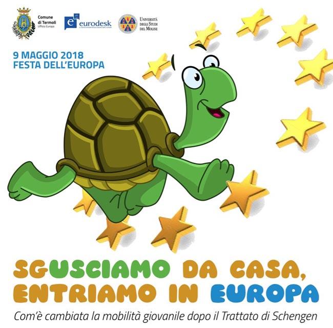 Termoli Festa dell'Europa 9 maggio 2018