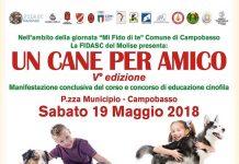 Un cane per amico giornata conclusiva 19 maggio Campobasso