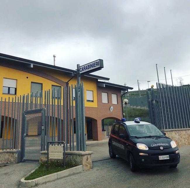 caserma Carabinieri Agnone