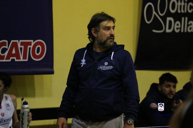 coach Magnolia Campobasso Mimmo Sabatelli