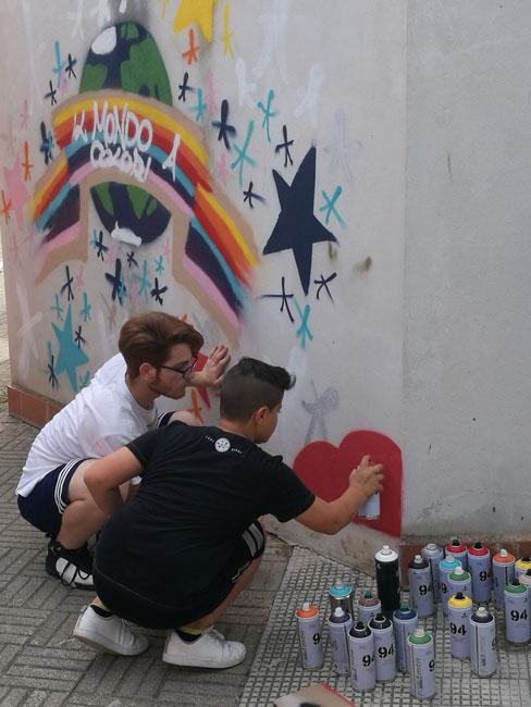 Termoli arte creatività Centro Socio Educativo