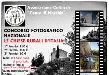 Le Chiese rurali d'Italia 3° concorso fotografico Macchia Valfortore