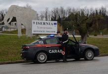 controllo carabinieri Isernia
