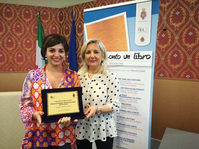 Tiziana Cucaro Brunella Santoli