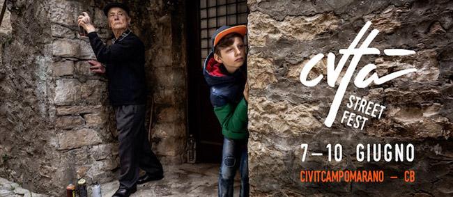 Cvtà Street Fest programma completo edizione 2018
