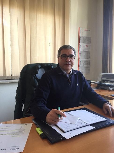 Presidente di Confindustria Molise Massimo Giaccari